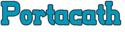 Image: thePortacath.com Logo